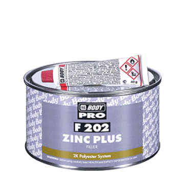 HB BODY F202 Zinc Plus kitt 1,8kg